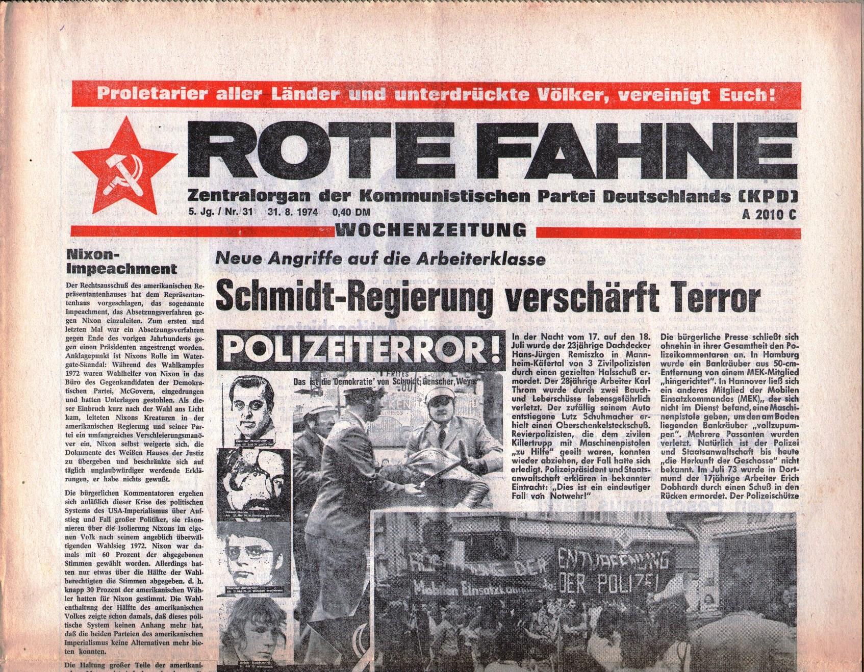 KPD_Rote_Fahne_1974_31_01