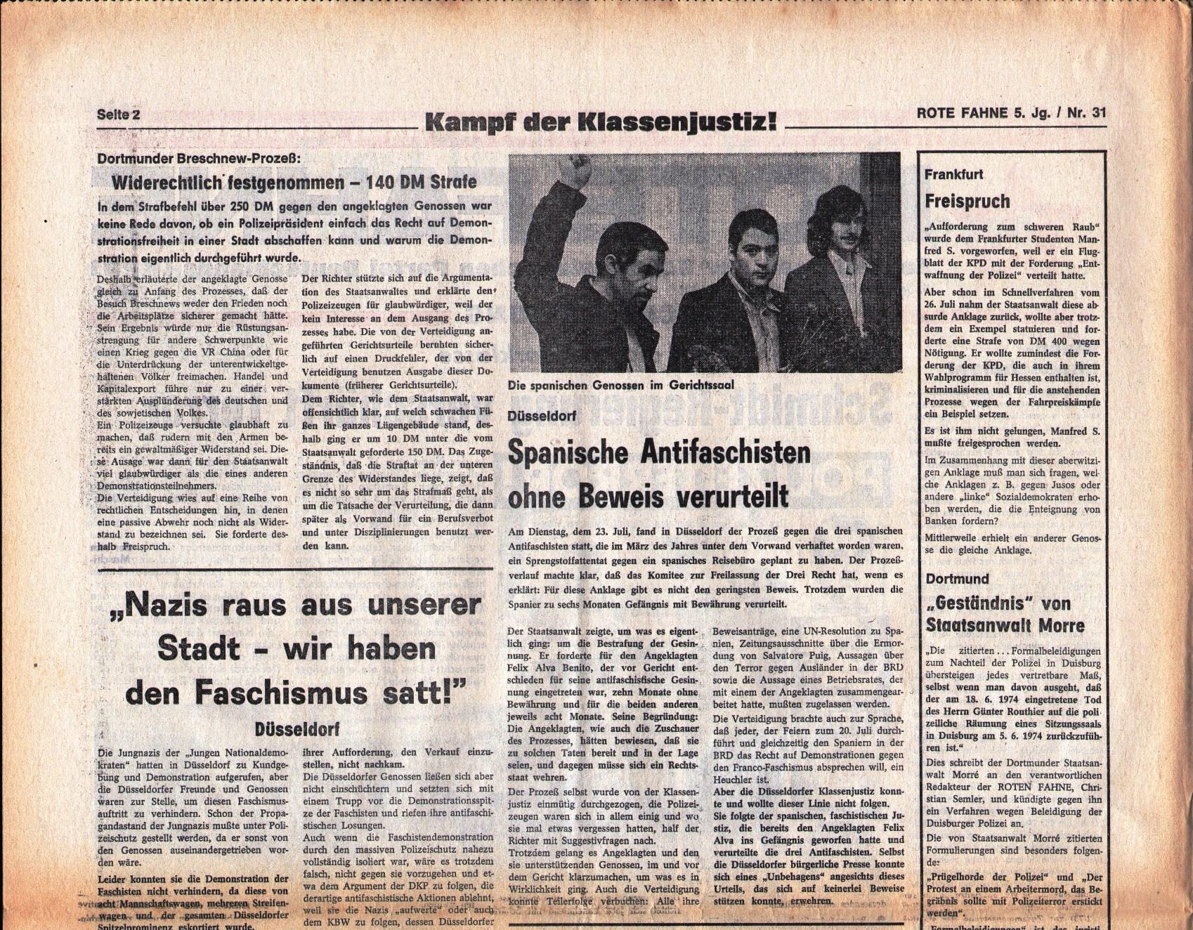 KPD_Rote_Fahne_1974_31_03