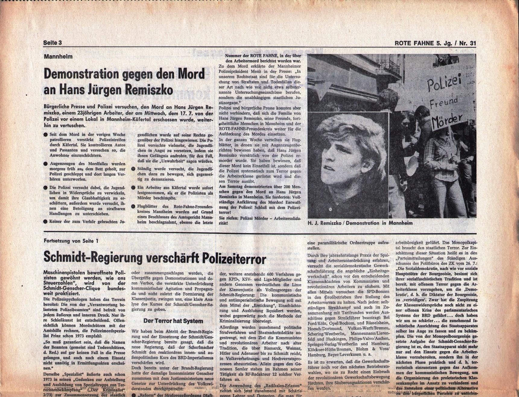 KPD_Rote_Fahne_1974_31_05