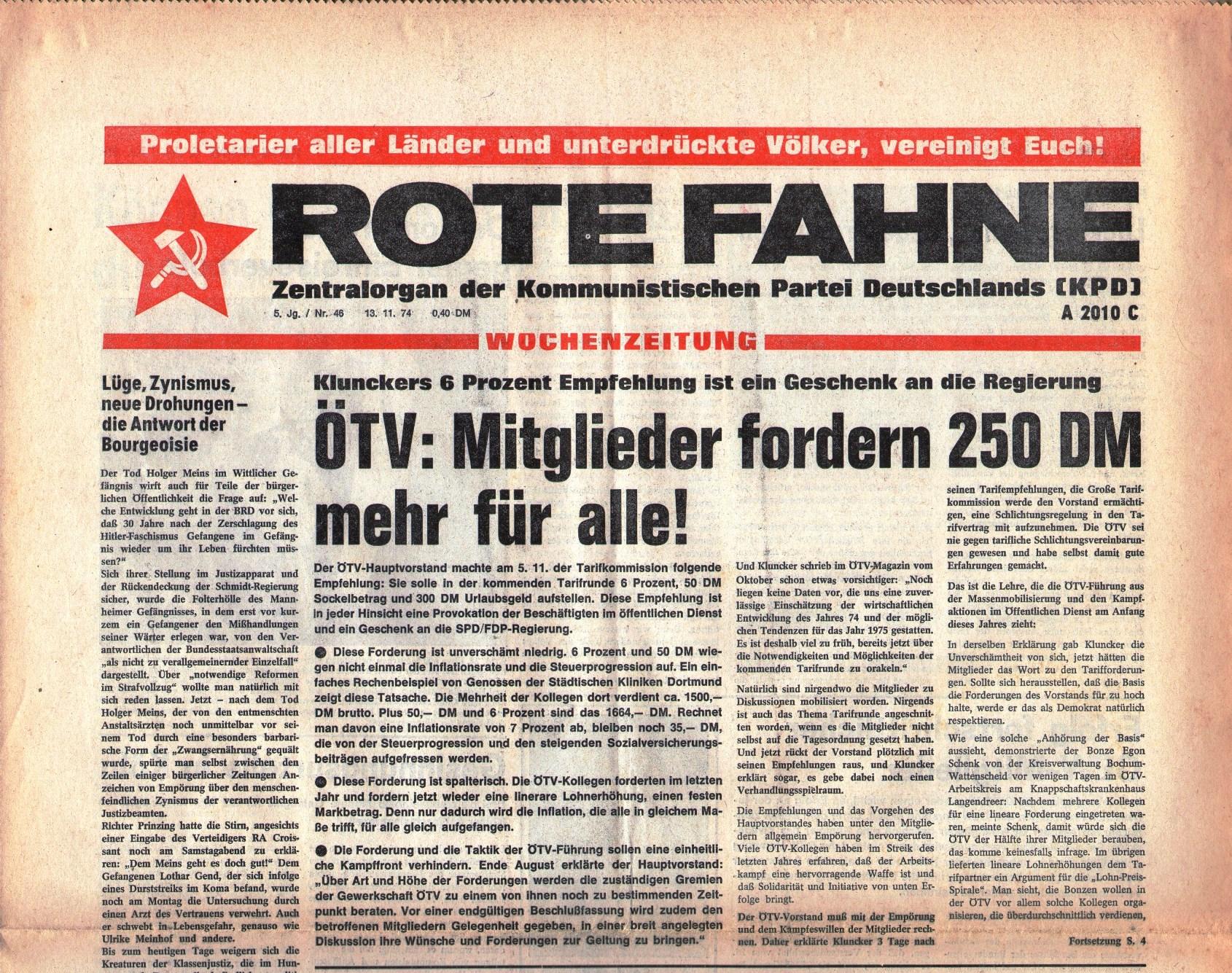 KPD_Rote_Fahne_1974_46_01