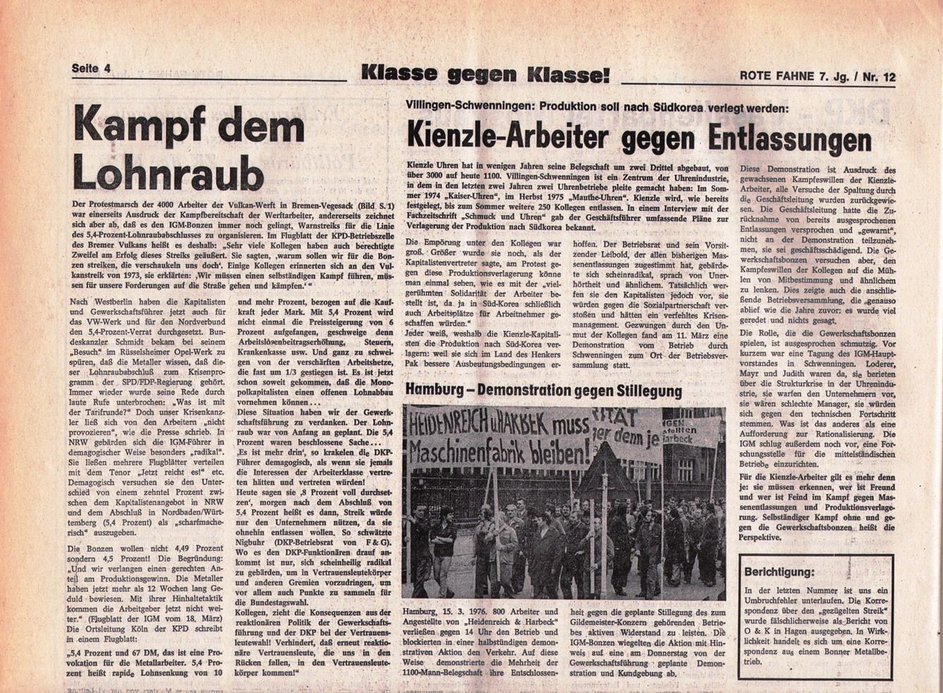 KPD_Rote_Fahne_1976_12_07