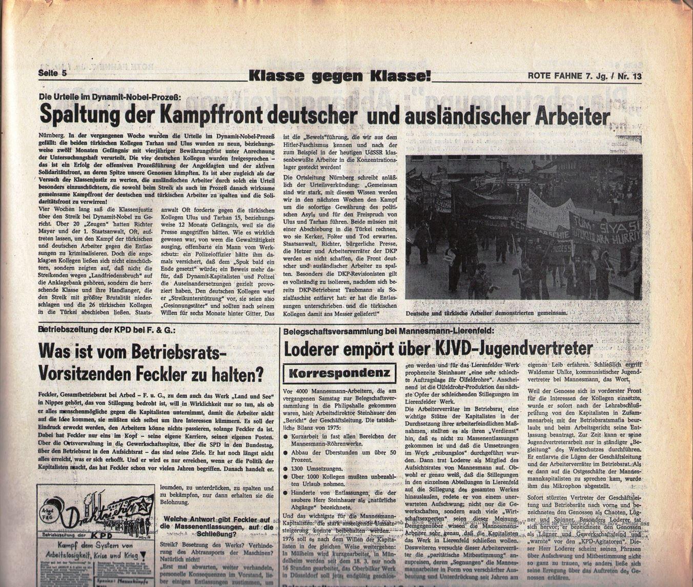 KPD_Rote_Fahne_1976_13_09