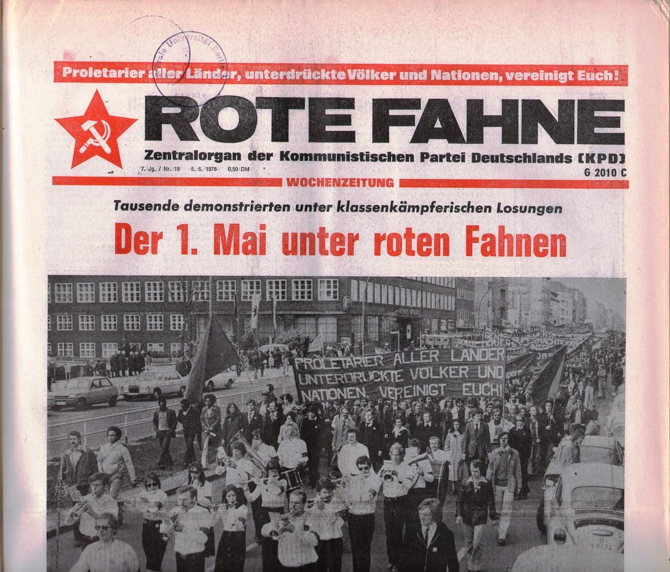 KPD_Rote_Fahne_1976_18_01