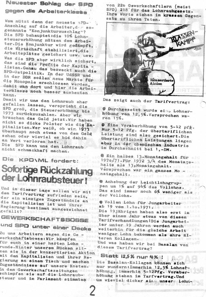 Roter Basalan_Arbeiter, Nr. 1, 1970, Seite 2