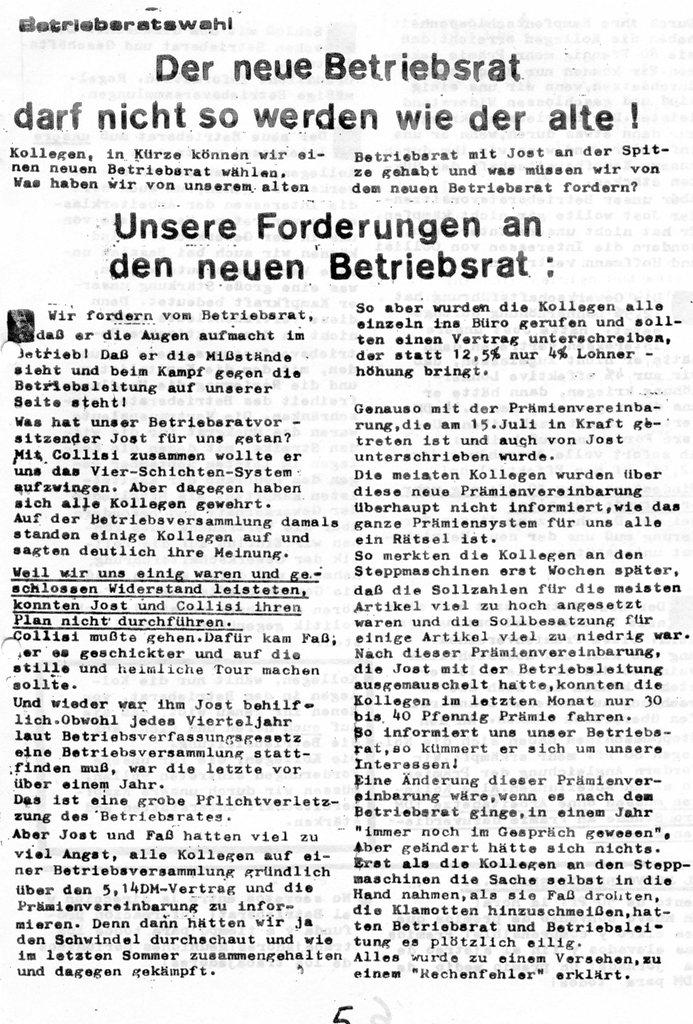 Roter Basalan_Arbeiter, Nr. 1, 1970, Seite 5