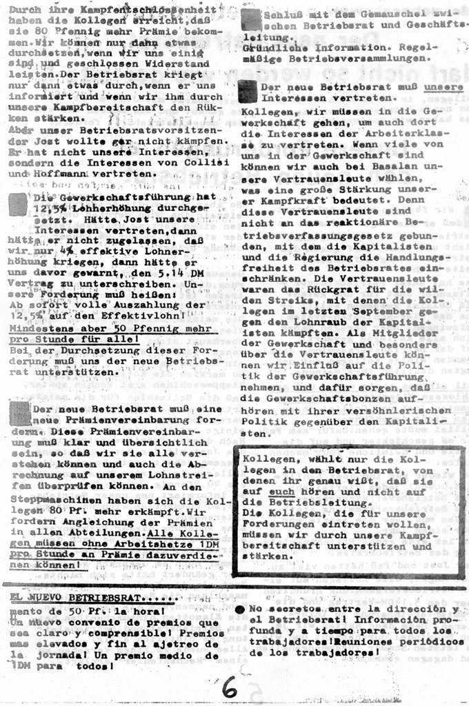 Roter Basalan_Arbeiter, Nr. 1, 1970, Seite 6