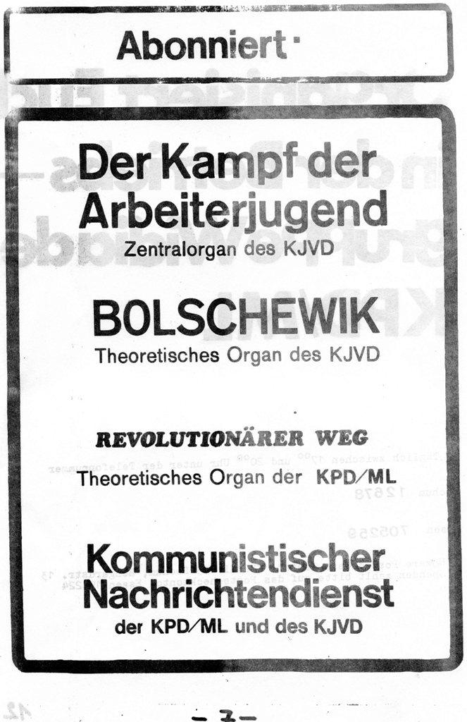 Der Rote W_Arbeiter, Nr. 7, August 1970, Seite 7