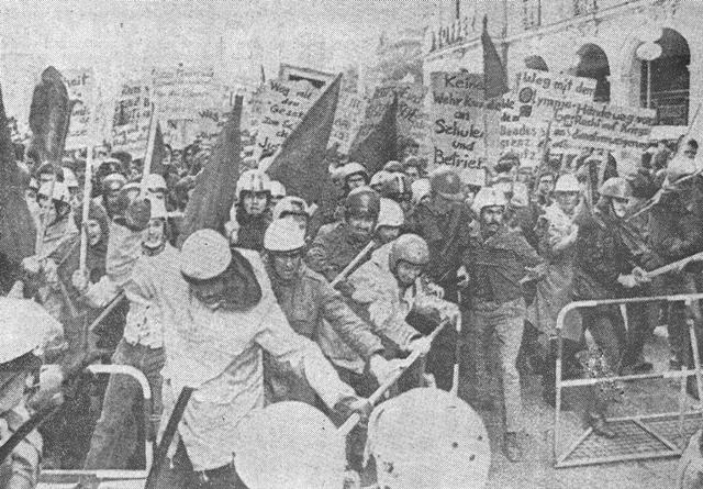 RAKT_Demo am 2.9.1972 in München