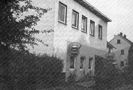 """Gaststätte """"Haus Freundschaft"""" im Siegerland"""