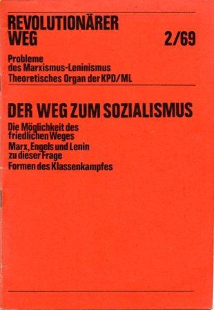 Revolutionärer Weg 2/69