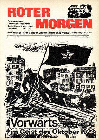 Roter Morgen, Oktober 1969