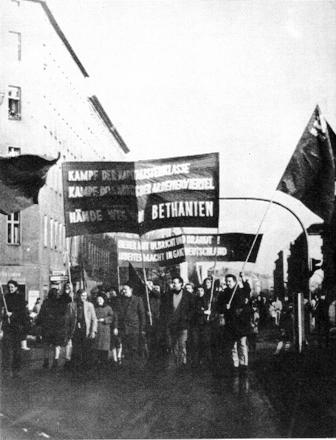 Bethanien_Protestmarsch 1970