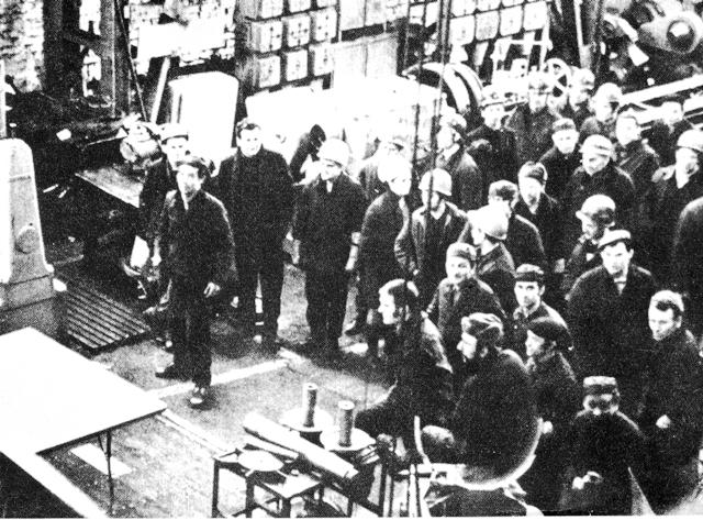 Arbeiterstreiks in Polen im Dezember 1970