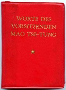 Worte des Vorsitzenden Mao Tse_tung (so genannte Mao_Bibel)