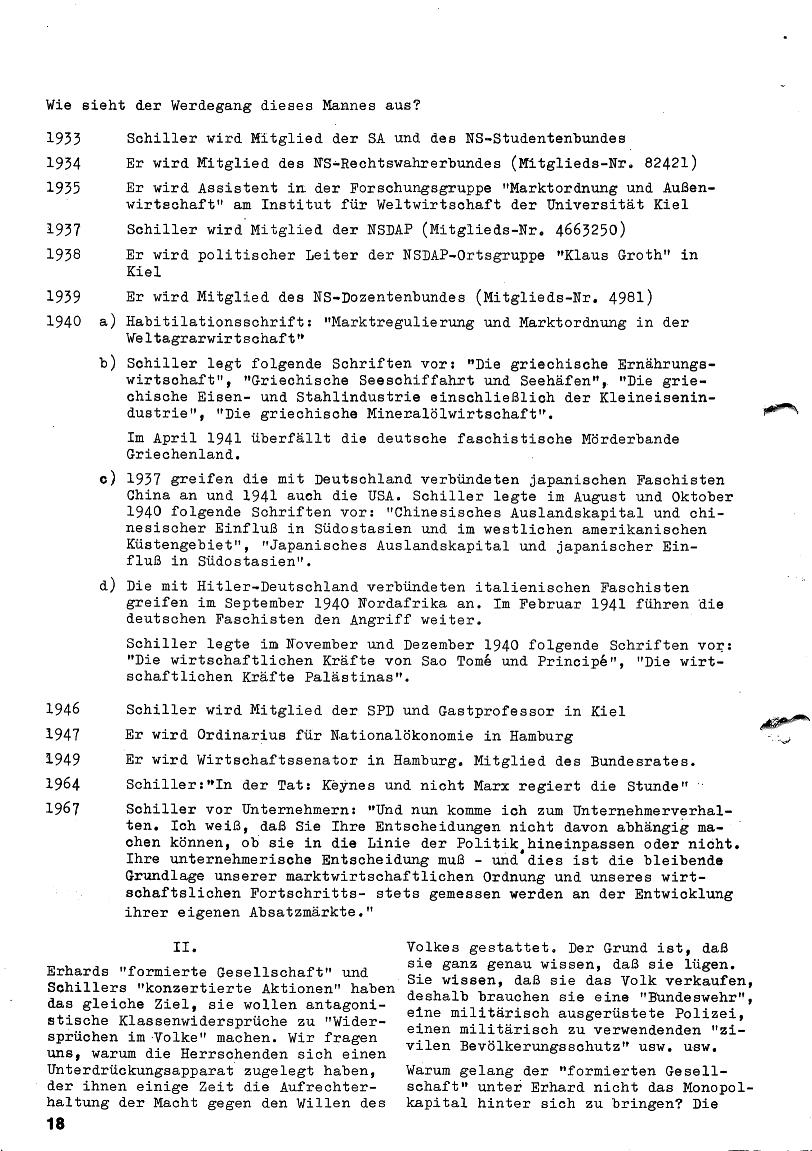 Roter Morgen, 4. Jg., Januar/Februar 1970, Seite 18