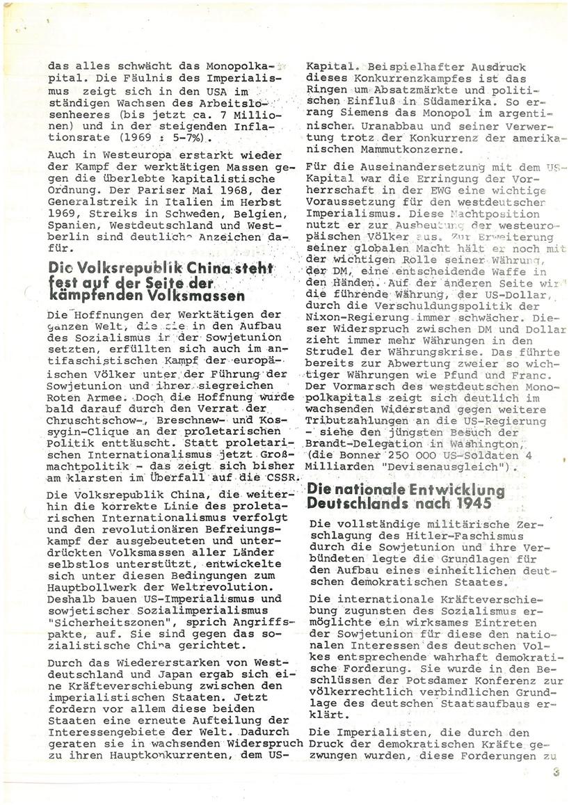Roter Morgen, 4. Jg., Mai_Ausgabe 1970, Seite 3
