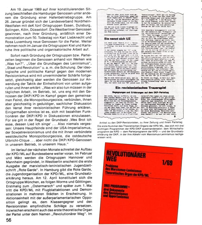 Zehn Jahre KPD/ML, Seite 56