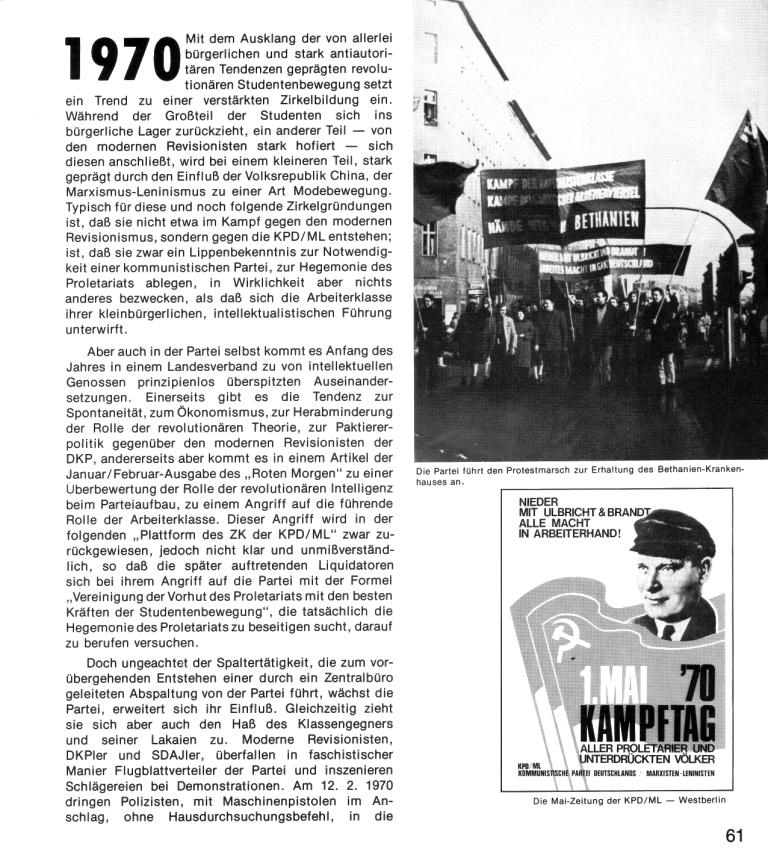Zehn Jahre KPD/ML, Seite 61