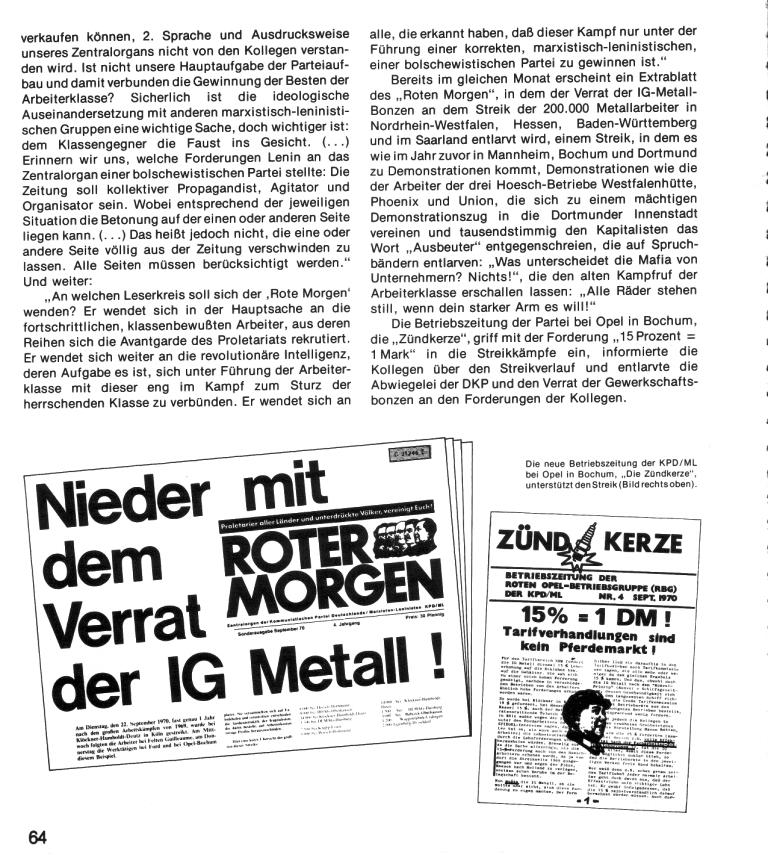 Zehn Jahre KPD/ML, Seite 64