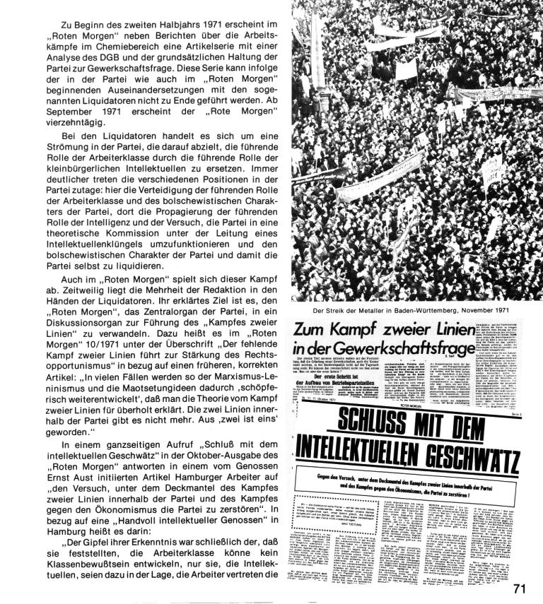 Zehn Jahre KPD/ML, Seite 71