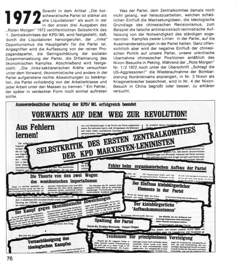 Zehn Jahre KPD/ML, Seite 76