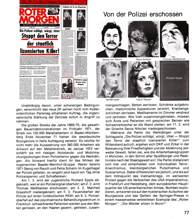 Zehn Jahre KPD/ML, Seite 77