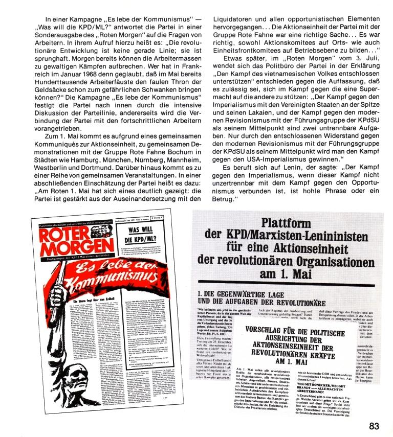 Zehn Jahre KPD/ML, Seite 83