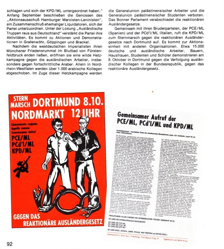 Zehn Jahre KPD/ML, Seite 92