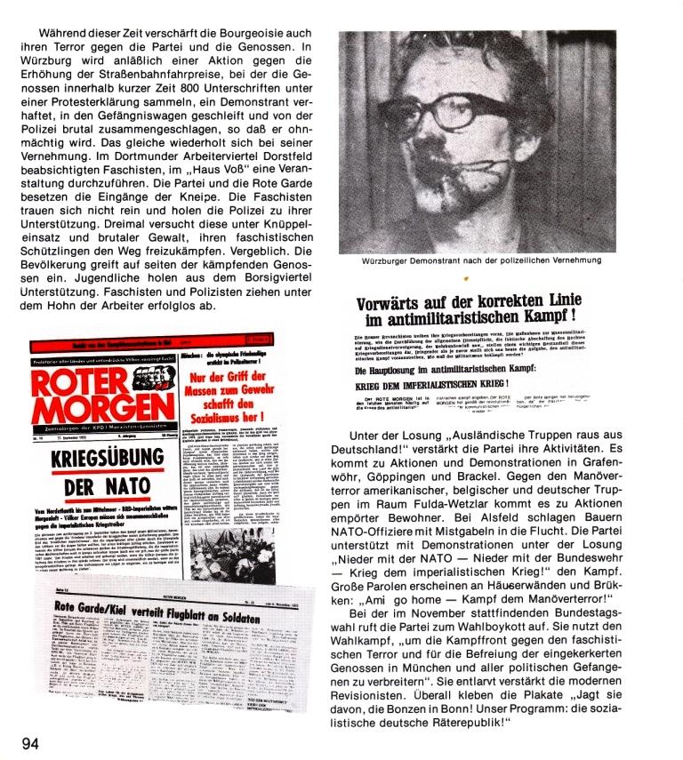 Zehn Jahre KPD/ML, Seite 94