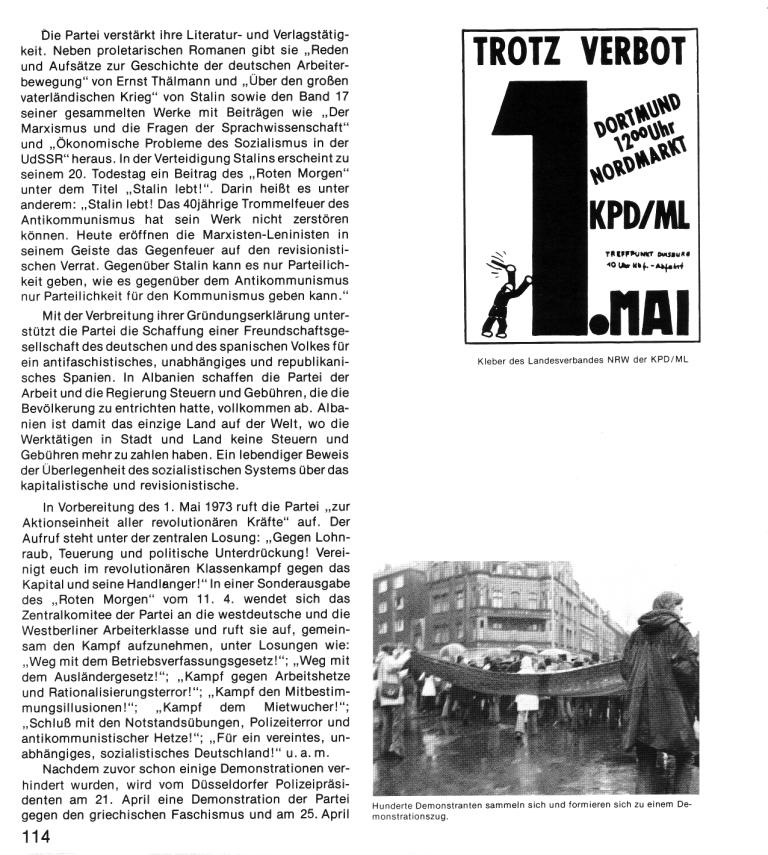 Zehn Jahre KPD/ML, Seite 114