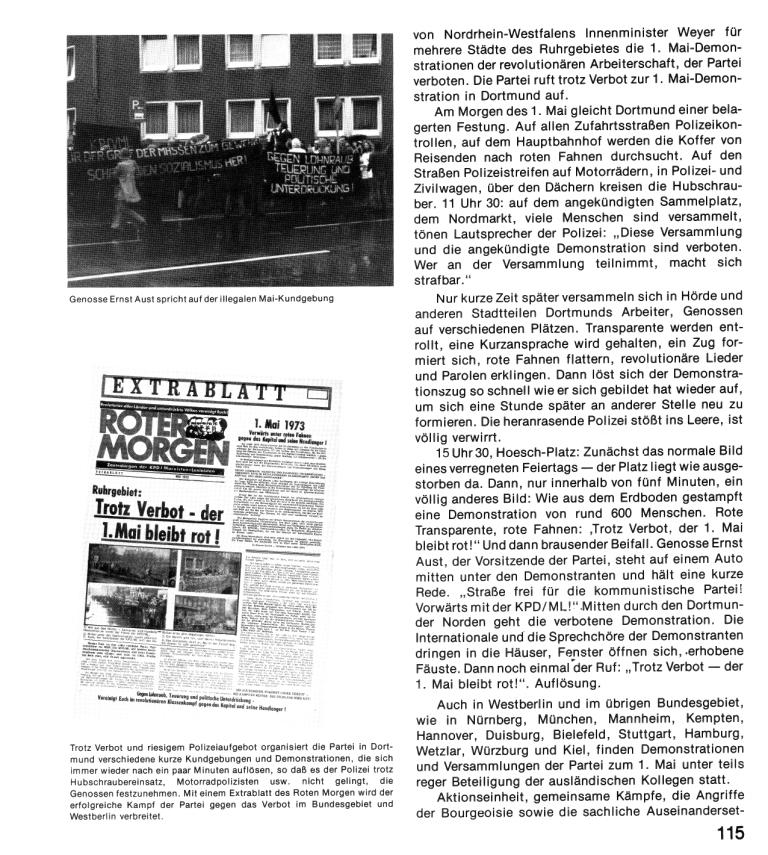 Zehn Jahre KPD/ML, Seite 115