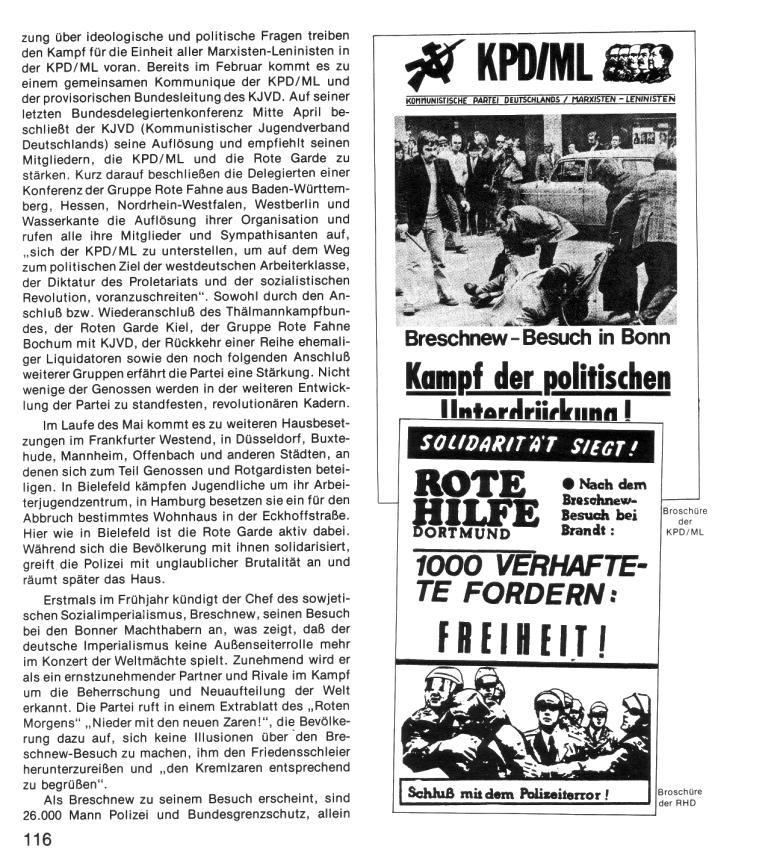 Zehn Jahre KPD/ML, Seite 116