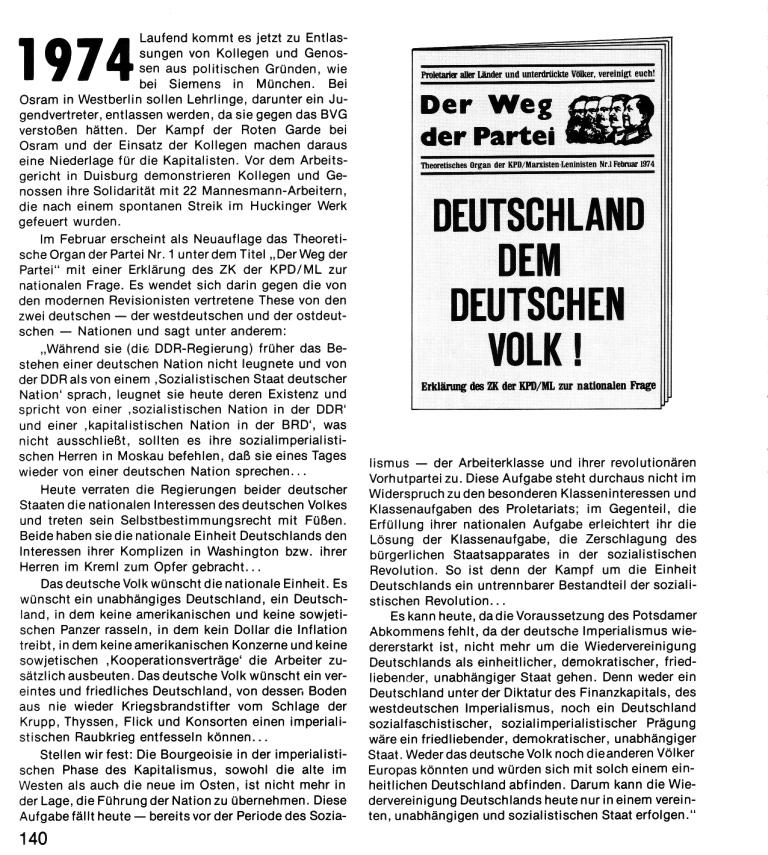 Zehn Jahre KPD/ML, Seite 140