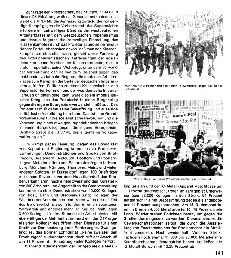 Zehn Jahre KPD/ML, Seite 141