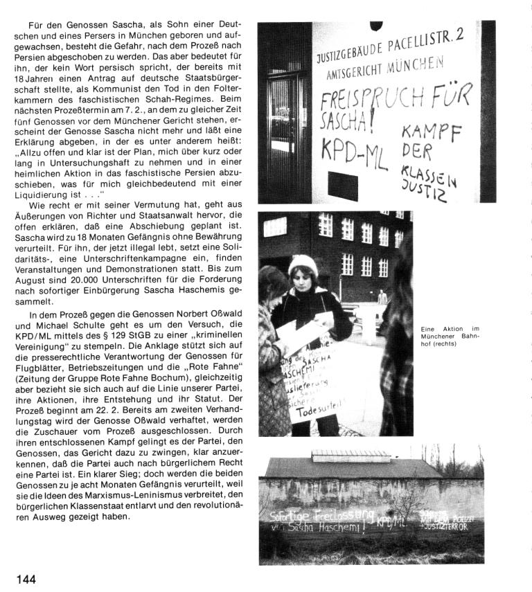 Zehn Jahre KPD/ML, Seite 144