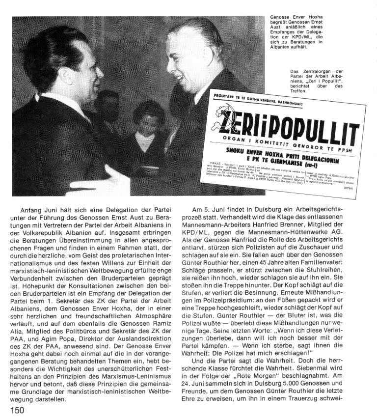 Zehn Jahre KPD/ML, Seite 150