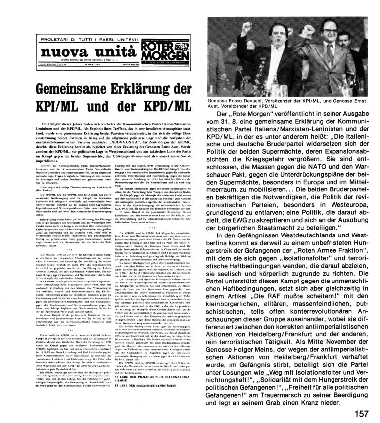 Zehn Jahre KPD/ML, Seite 157