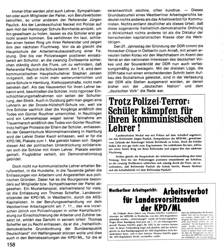 Zehn Jahre KPD/ML, Seite 158