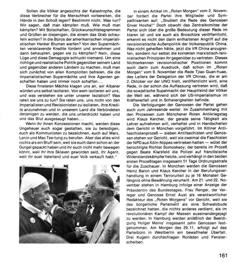 Zehn Jahre KPD/ML, Seite 161