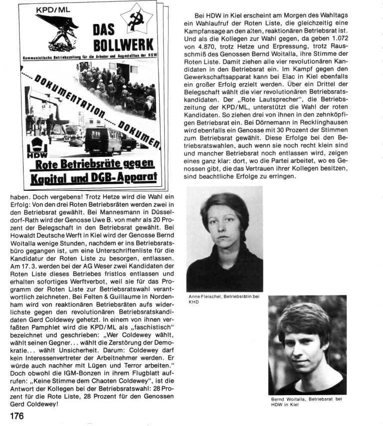 Zehn Jahre KPD/ML, Seite 176