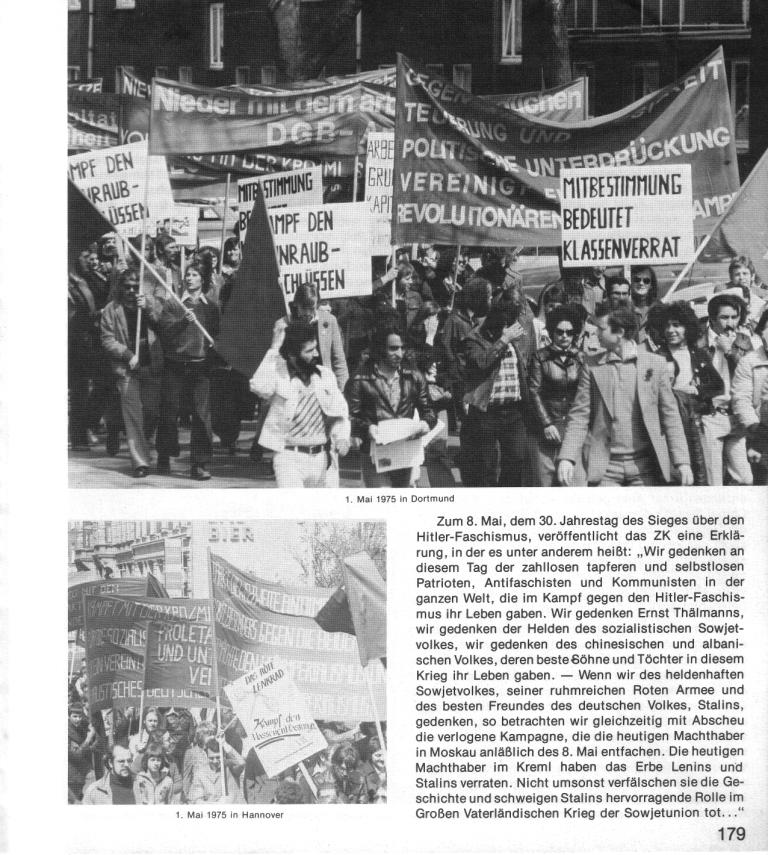 Zehn Jahre KPD/ML, Seite 179