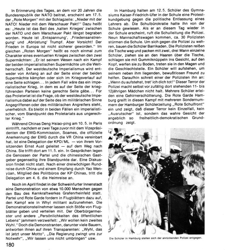 Zehn Jahre KPD/ML, Seite 180