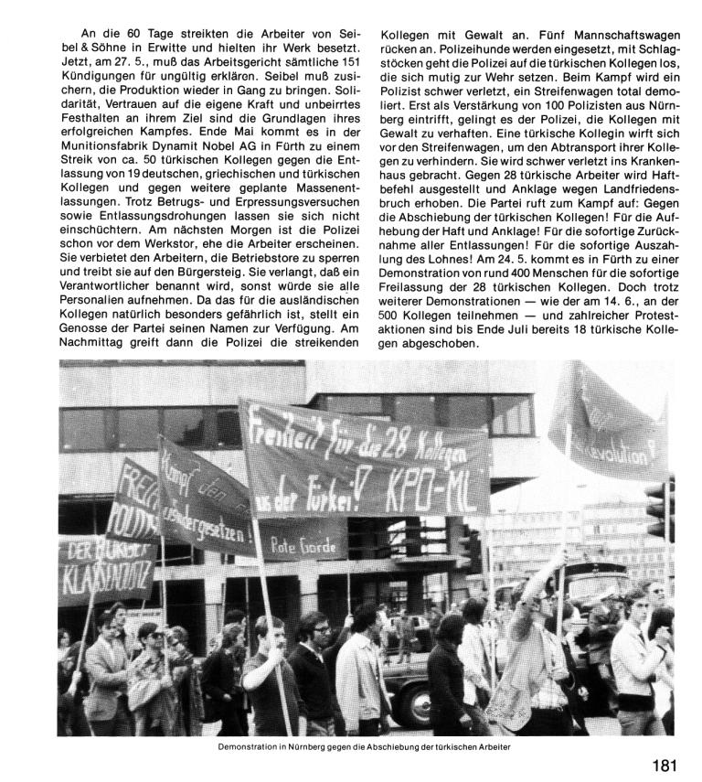 Zehn Jahre KPD/ML, Seite 181