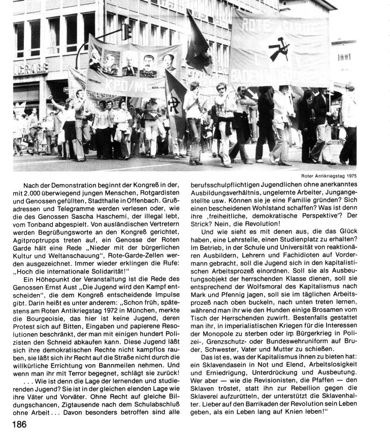 Zehn Jahre KPD/ML, Seite 186