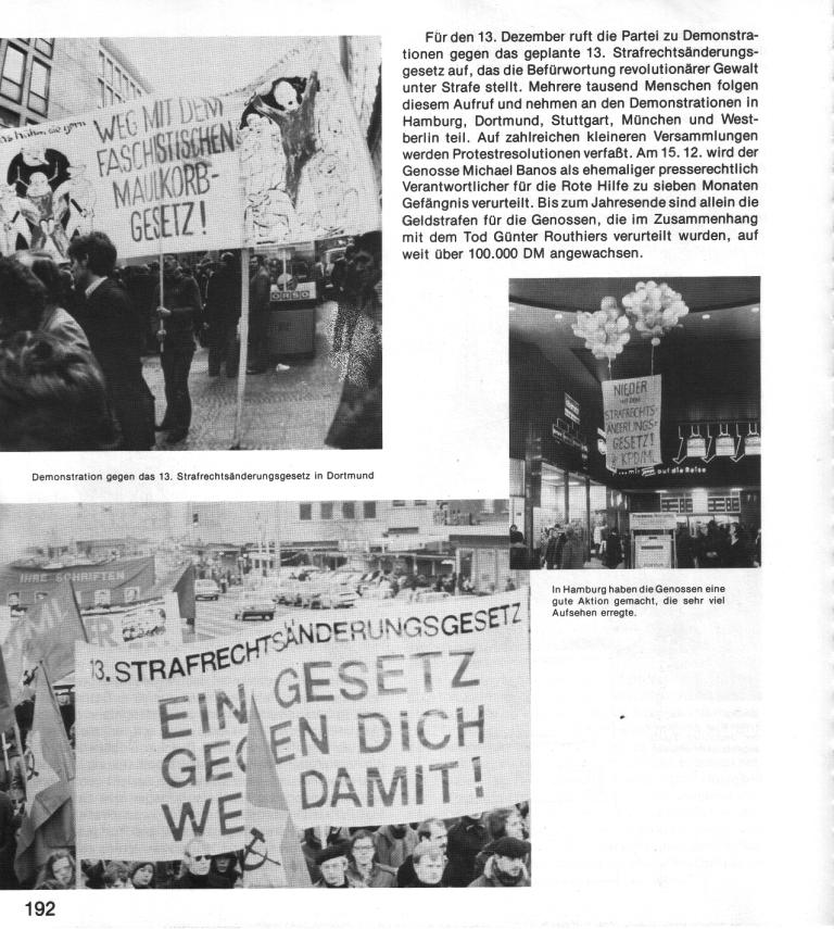Zehn Jahre KPD/ML, Seite 192