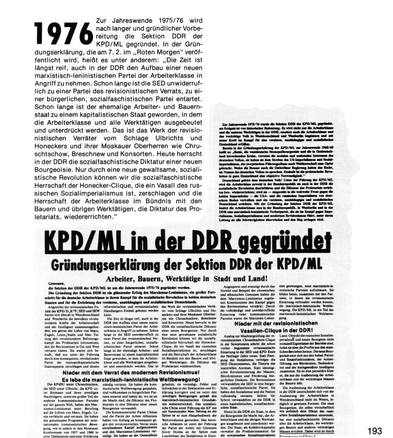 Zehn Jahre KPD/ML, Seite 193