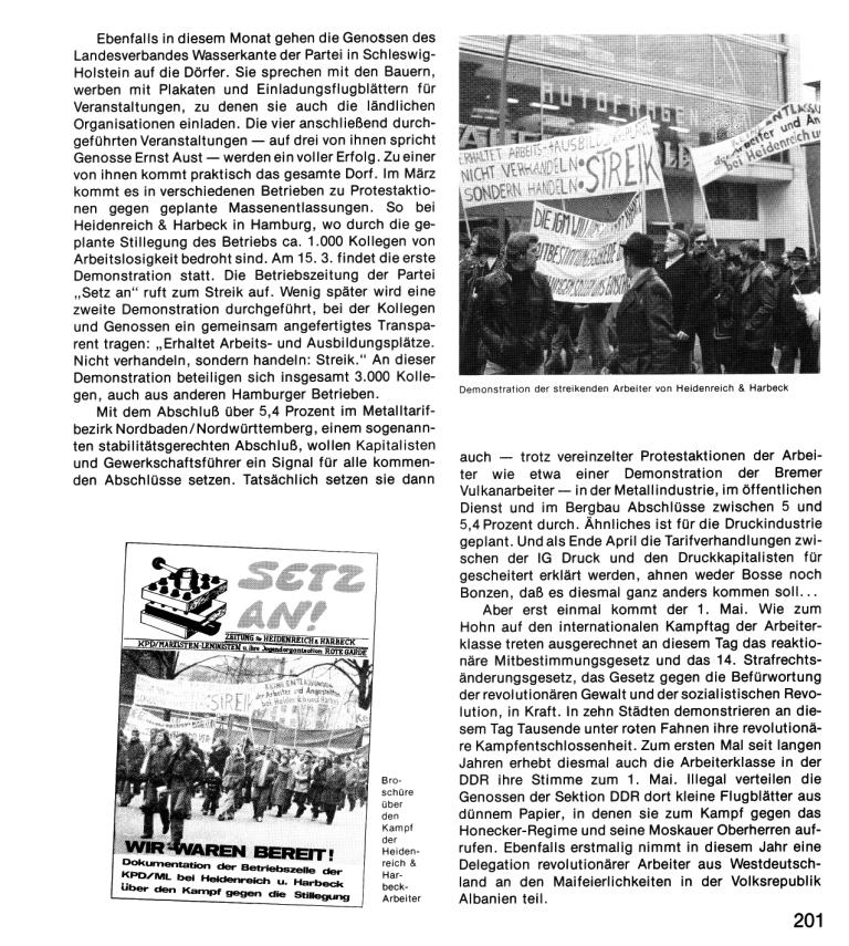 Zehn Jahre KPD/ML, Seite 201