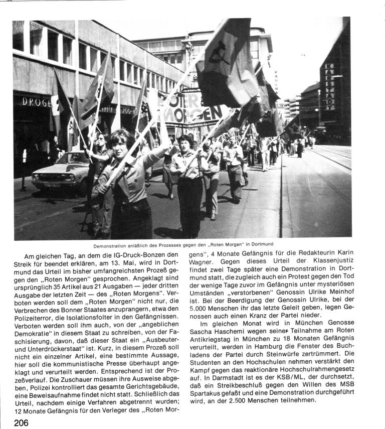 Zehn Jahre KPD/ML, Seite 206