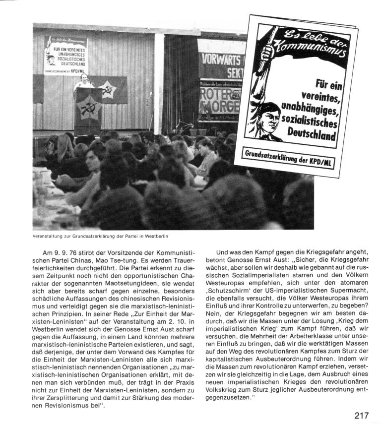 Zehn Jahre KPD/ML, Seite 217