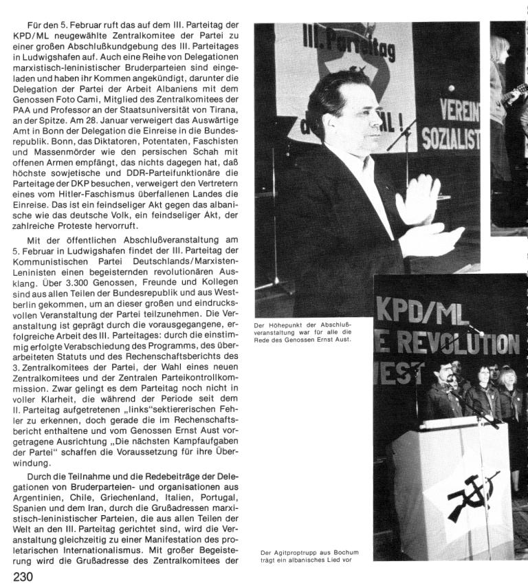 Zehn Jahre KPD/ML, Seite 230